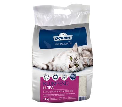 Dehner Premium Katzenstreu Ultra, klumpend