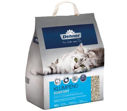 Dehner Premium Klumpend Komfort, 10 l