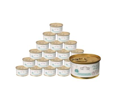 Dehner Premium Lovely Nassfutter in Gelee Pass auf dich auf!