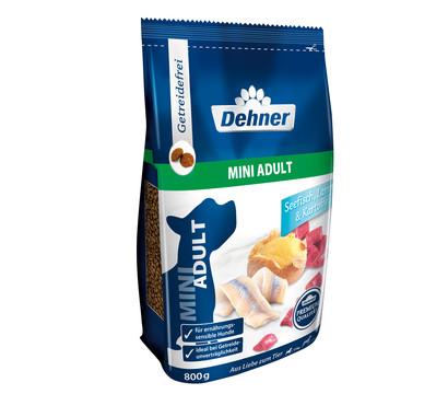Dehner Premium Mini Adult, Seefisch, Trockenfutter