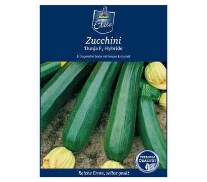 dehner premium saatgut zucchini dunja f1 hybride dehner. Black Bedroom Furniture Sets. Home Design Ideas