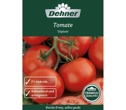 dehner premium samen tomate 39 diplom 39 dehner garten center. Black Bedroom Furniture Sets. Home Design Ideas
