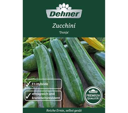 dehner premium samen zucchini 39 dunja 39 dehner garten center. Black Bedroom Furniture Sets. Home Design Ideas