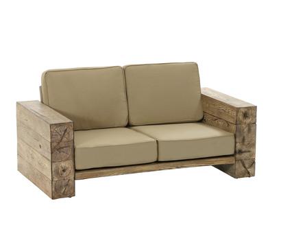 dehner premium sofa brampton 2 sitzer 102 x 86 5 x 66 cm. Black Bedroom Furniture Sets. Home Design Ideas
