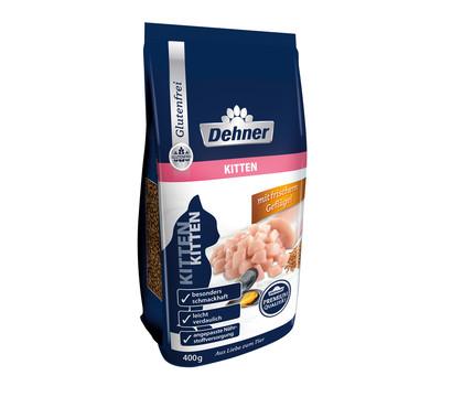 Dehner Premium Trockenfutter Kitten