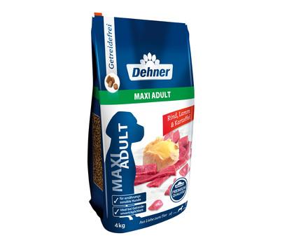 Dehner Premium Trockenfutter Maxi Adult, Rind
