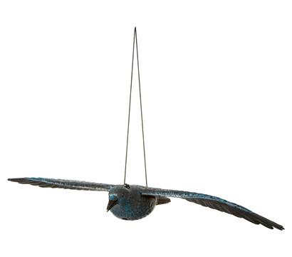 Dehner Rabe, fliegend