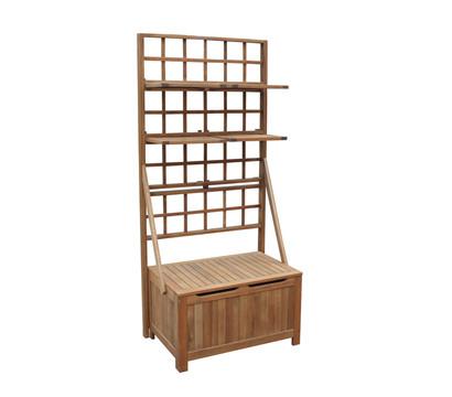 dehner regal mit universalbox 83 x 53 cm dehner garten. Black Bedroom Furniture Sets. Home Design Ideas