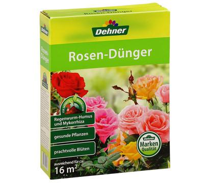 Dehner Rosen-Dünger, 2 kg