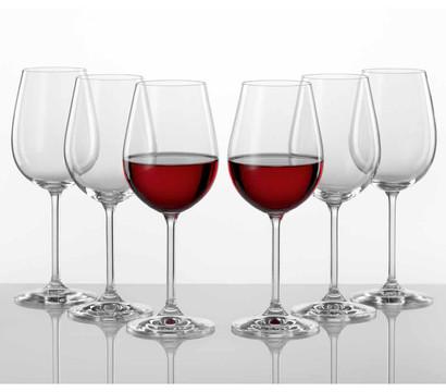 Dehner rotweinglas 420 ml dehner garten center for Js innendekoration