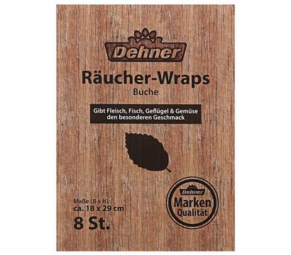 Dehner Räucher-Wraps