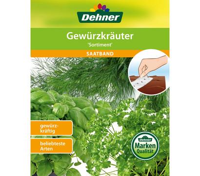 Dehner Saatband Gewürzkräuter 'Sortiment'