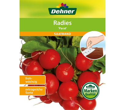 Dehner Saatband Radies 'Parat'