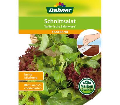 Dehner Saatband Schnittsalat 'Italenische Salatwiese'