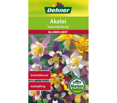 Dehner Samen Akelei 'Supermischung'