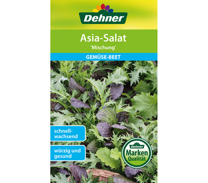 dehner samen asia salat 39 mischung 39 dehner garten center. Black Bedroom Furniture Sets. Home Design Ideas