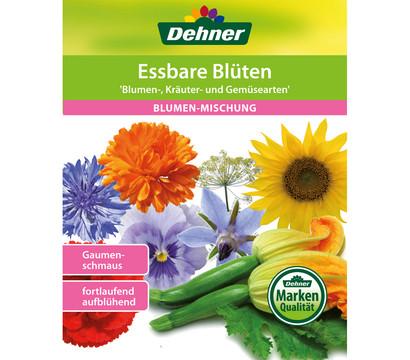 Dehner Samen Blumenmischung 'Essbare Blüten'