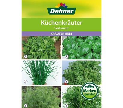 Dehner Samen Küchenkräuter Sortiment