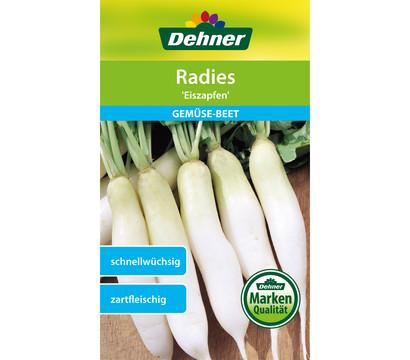 Dehner Samen Radies 'Eiszapfen'