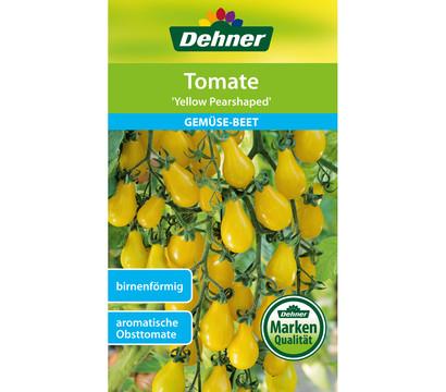 Dehner Samen Tomate 'Yellow Pearshaped'