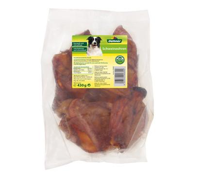 Dehner Schweineohren, Hundesnack