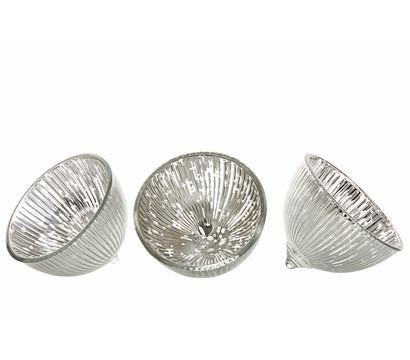 Dehner Schwimmgläser, Ø 6,3 x 4,5 cm, 3 Stück