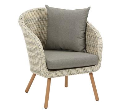 dehner sessel antigua beige dehner garten center. Black Bedroom Furniture Sets. Home Design Ideas