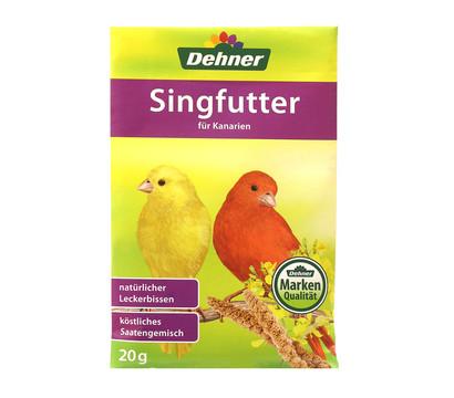 Dehner Singfutter, 20 g