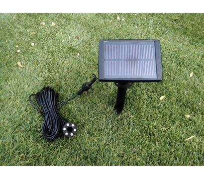 dehner solar led beleuchtung f r granit laterne dehner garten center. Black Bedroom Furniture Sets. Home Design Ideas