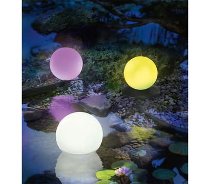 Leuchtkugel Garten. Great Brema Solar Leucht Kugel Led Stunden X Cm ...