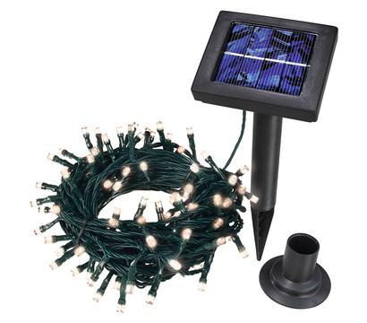 Dehner Solar Lichterkette, 100 LED