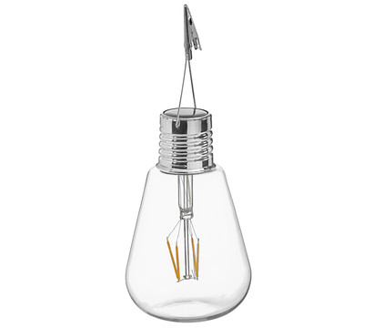 Dehner Solar-Glühbirne Edison