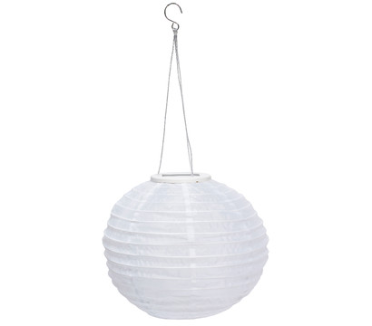 Dehner Solar-Lampion, Ø 28 cm