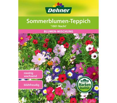 Dehner Sommerblumen-Teppich '1001 Nacht'