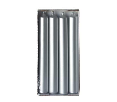 Dehner Stabkerze, 4er-Pack, Ø 2,1 x 18 cm