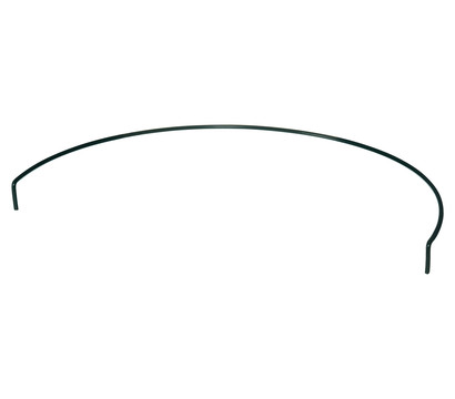Dehner Stahl-Stützring Halbkreis, grün