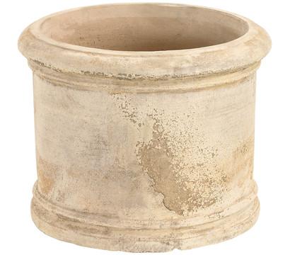 Dehner Terrakotta-Topf Cossato, rund