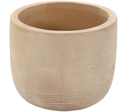 Dehner Terrakotta-Topf, rund