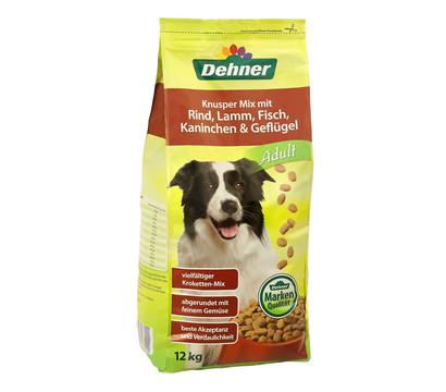 Dehner Trockenfutter Knusper Mix Multi Protein Adult