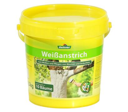 Pflanzen pflege pflanzenschutz dehner weißanstrich 1 5 kg