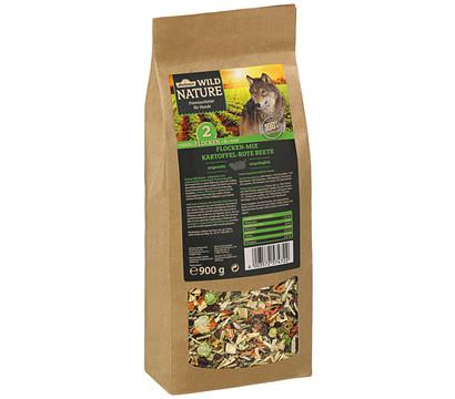 Dehner Wild Nature BARF-Ergänzungsfutter Flocken-Mix Kartoffel-Rote Beete