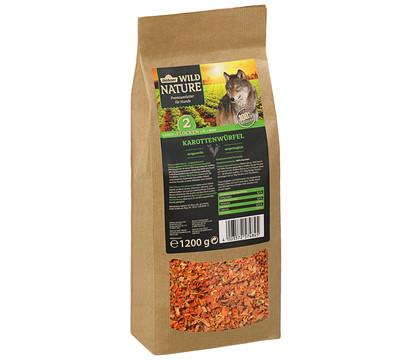 Dehner Wild Nature BARF-Ergänzungsfutter Karottenwürfel