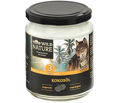 Dehner Wild Nature BARF-Ergänzungsfutter Kokosöl