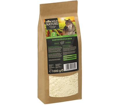 Dehner Wild Nature Ergänzungsfutter Kartoffelflocken, BARF
