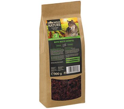 Dehner Wild Nature Ergänzungsfutter Rote Beete Würfel, BARF
