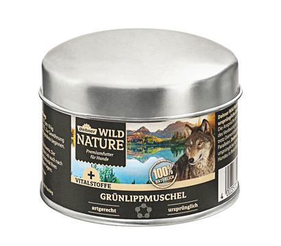 Dehner Wild Nature Grünlippmuschel, Ergänzungsfutter, 100 g
