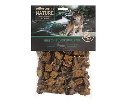 Dehner Wild Nature Hirsch-Lungenwürfel, 200g