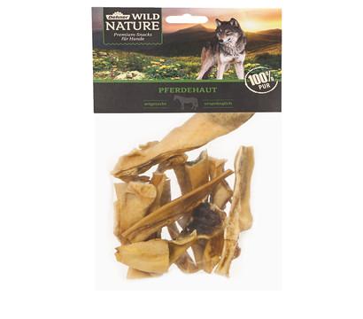 Dehner Wild Nature Hundesnack Pferdehaut, 100g