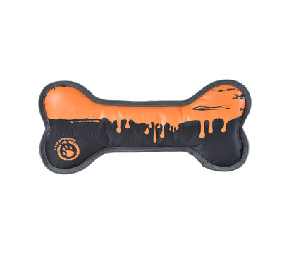 Dehner Wild Nature Hundespielzeug Orange Bone
