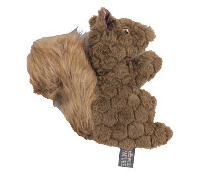 Dehner Wild Nature Hundespielzeug Outdoor Camo Squirrel